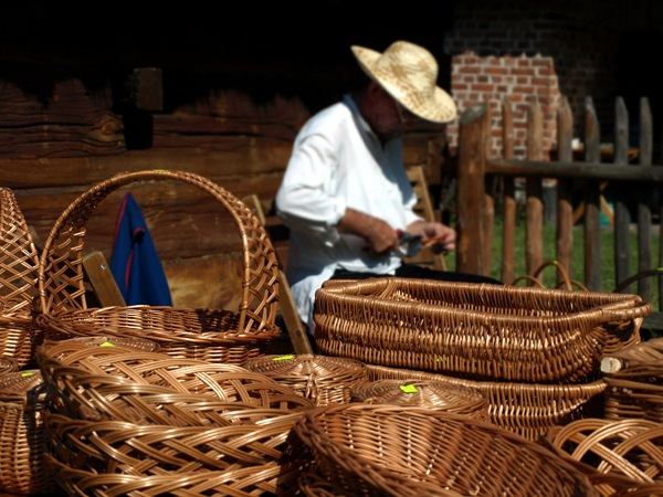 basket weaver