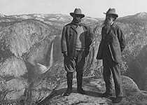 john muir and roosevelt